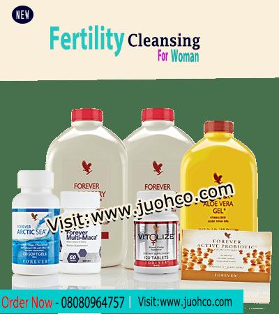 Fertility Cleanse for women