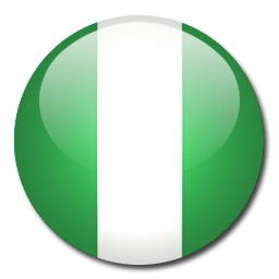 Nigeria flag - Death Begins with a Dirty Colon - Clean Colon with Aloe Vera Gel