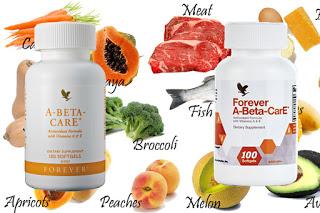 Benefit of Forever A-Beta-CarE- Beta Carotene Vitamin A & E